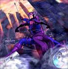 Hawkeye saves the World