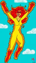 Old School Firestar