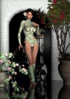 Tiger Lily aka Gwen Chin Lao - Solace