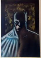Another Airbrushed Batman