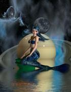 megan mermaid