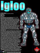 Igoo: The Ice Beast!
