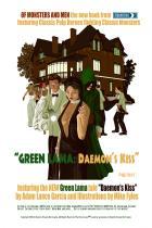 Green Lama: Daemon's Kiss