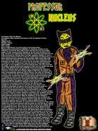 The Evil Mutant Pirates - Professor Nucleus