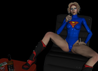 return of Supergirl
