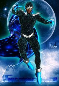 STARCHILD..Avatar of the Unicorn Universe