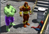 Bugboy Is Hulks Friend...