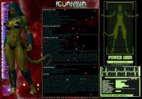Unicorn Comics 30 for 30 [2014] - Day Four: Iguanina