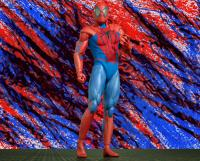 Spiderman new costume