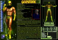 Unicorn Comics 30 for 30 [2014] - Day Twenty-Nine: GeoStone
