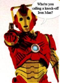 Cyber Iron
