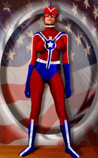 Commander Steel (gender bender)