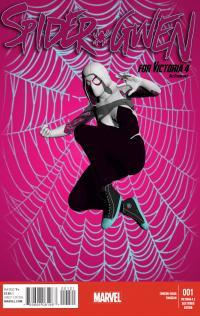 Spider-Gwen for Victoria 4.2 bodysuit
