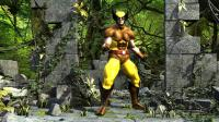 Classic Wolverine Yellow and Brown