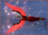 The Falcon Takes Flight!