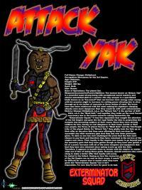 Attack Yak
