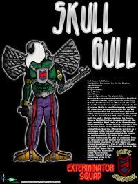 Skull Gull