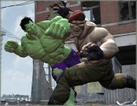 Frank Vs Hulk!!!...