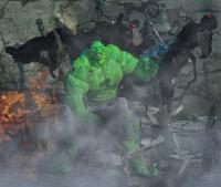 Hulk, please do not disturb