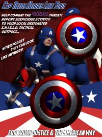 Cap Needs Heroes Like You!