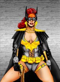 May Challenge: Batgirl