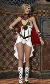 She-Ra Steampunk