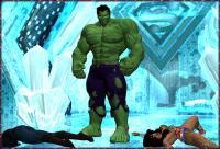 Hulk Vs DC!...