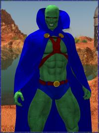 Martian Manhunter?!
