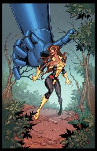 KITTY PRYDE: COMIN' IN HANDY! (Final color) by Jinky Coronado