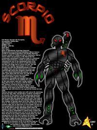 Zodiac Bot Scorpio