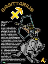 Zodiac Bot Sagittarius