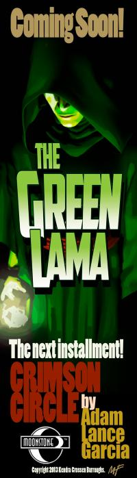 Green Lama: Crimson Circle