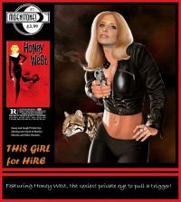 Honey West - This Girl for Hire #1 (Reboot)