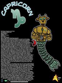 Zodiac Bot Capricorn