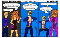 "Buddy Comic ""Date Bait"" Part 1"
