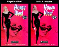 "Honey West #6  ""The Cocktail Files"""