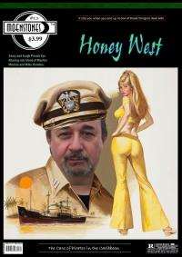 "Honey West # 13 ""The Case of Pirates in the Caribbean"""