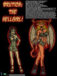 Brutica: the Hellgirl!