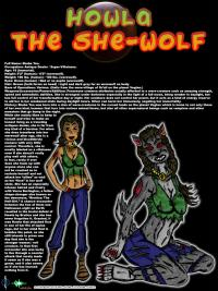 Howla the She-Wolf