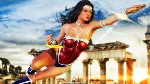 Wonder Woman First Light