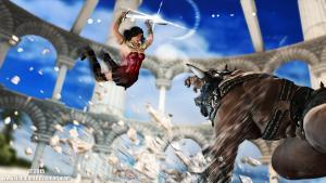 Wonder Woman v Minotaur