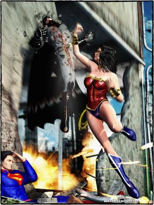 WW vs Batman