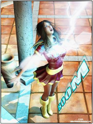 Mary Marvel BOOM
