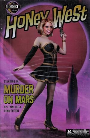 "Honey West #3 ""Murder on Mars"""