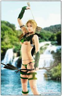 Savage Artemis