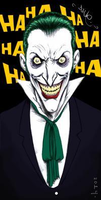 2014 - Joker: Collared