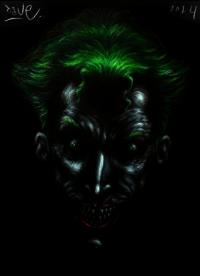 2014 - Black Arts - Joker: Darkness