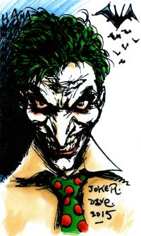 2015 - Joker: Batty