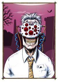 2014 - Horror Cards: The Supervisor