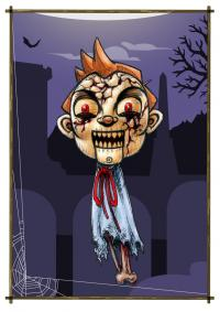2014 - Horror Cards: Dummy of Death